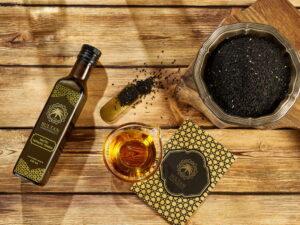 Масло черного тмина Сирия - фото 1