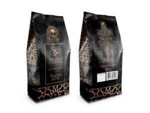 Зерновой кофе арабика Эфиопия - фото 1
