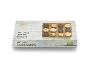 Натуральные конфеты Ассорти №2 (светлые)