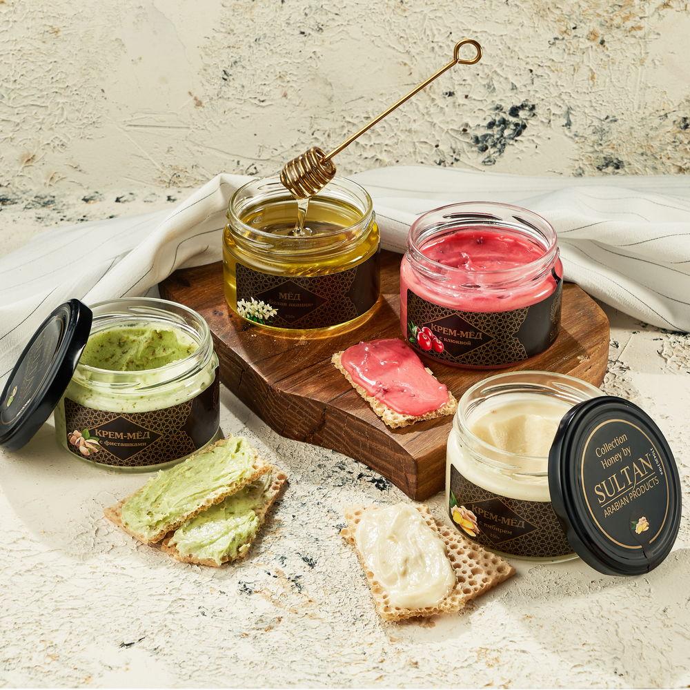 Крем-мед с имбирем - фото 4