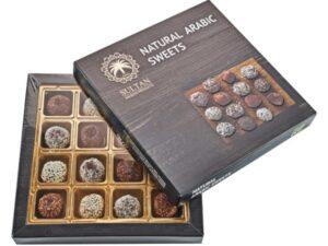 Подарочный набор конфет Ассорти NEW (темные) - фото 1