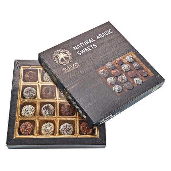 Подарочный набор конфет Ассорти NEW (темные) - фото 2