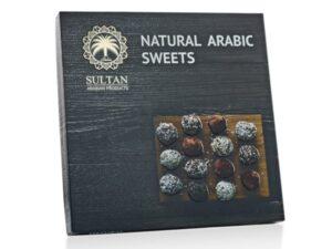 Подарочный набор конфет Ассорти NEW (темные)