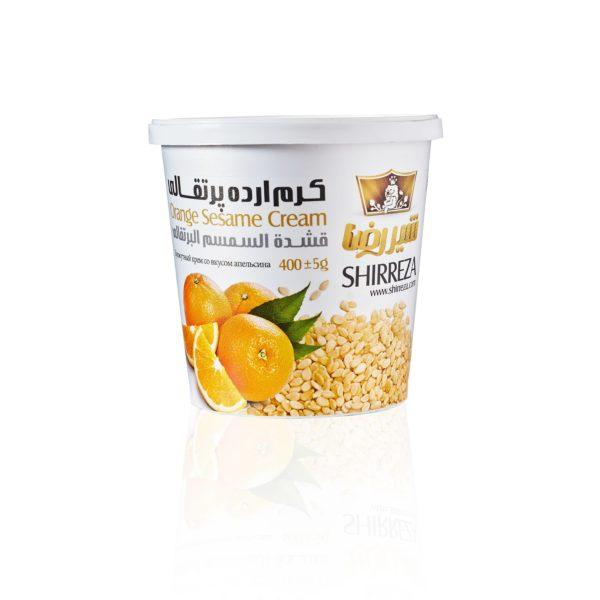 Кунжутная паста-крем с апельсином - фото 2