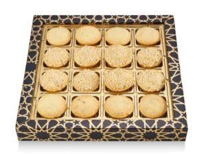 Печенье «Mamool Premium» с кунжутом - фото 1