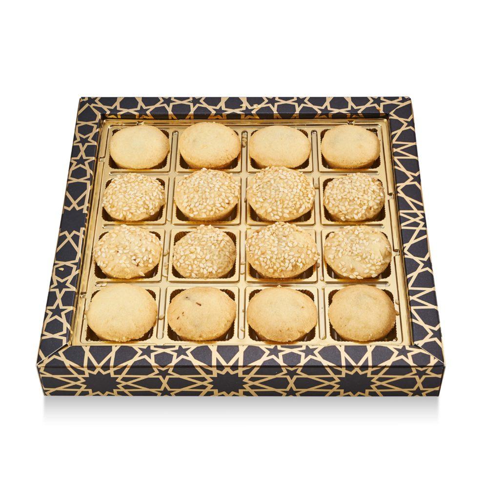 Печенье «Mamool Premium» с кунжутом - фото 2