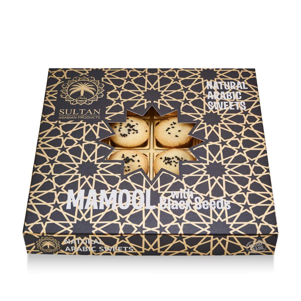 Печенье «Mamool Premium» с тмином - фото 3