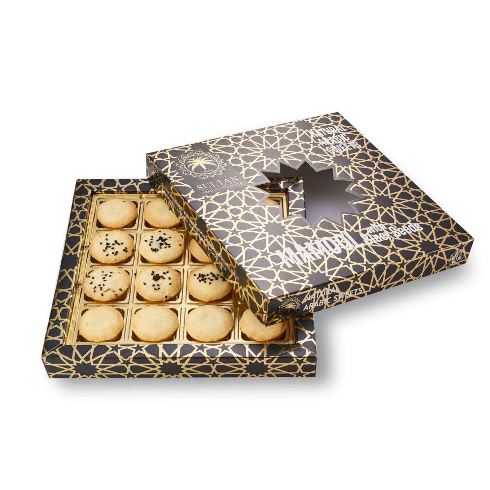 Печенье «Mamool Premium» с тмином