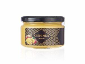 Крем-мед с манго - фото 1