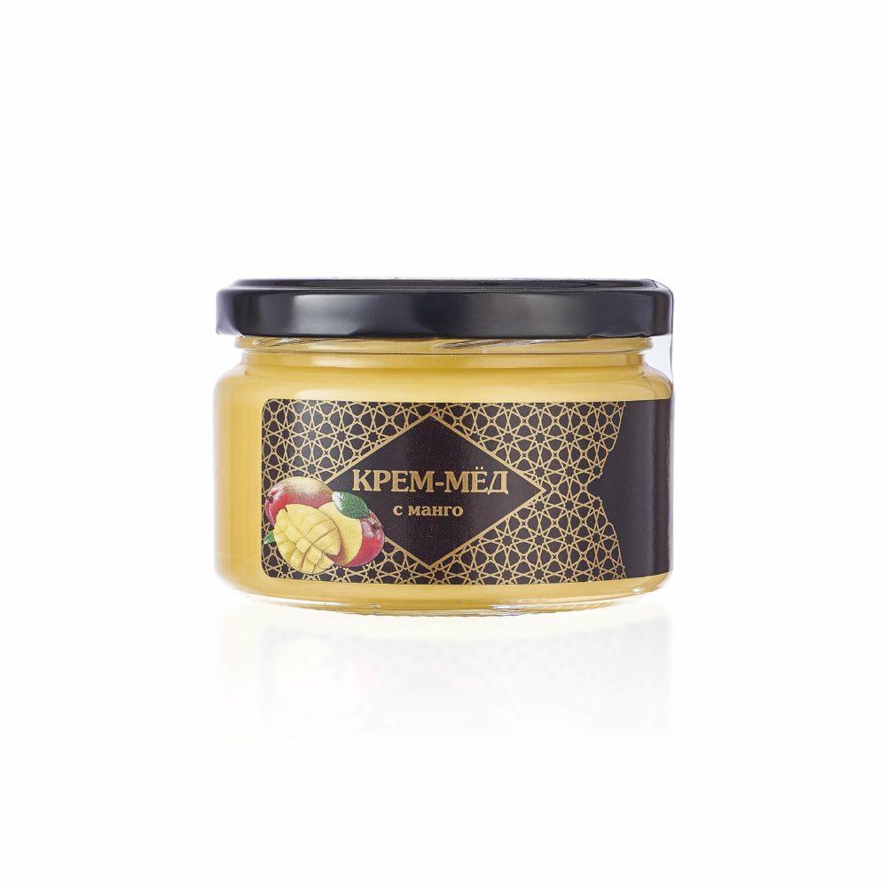 Крем-мед с манго - фото 2