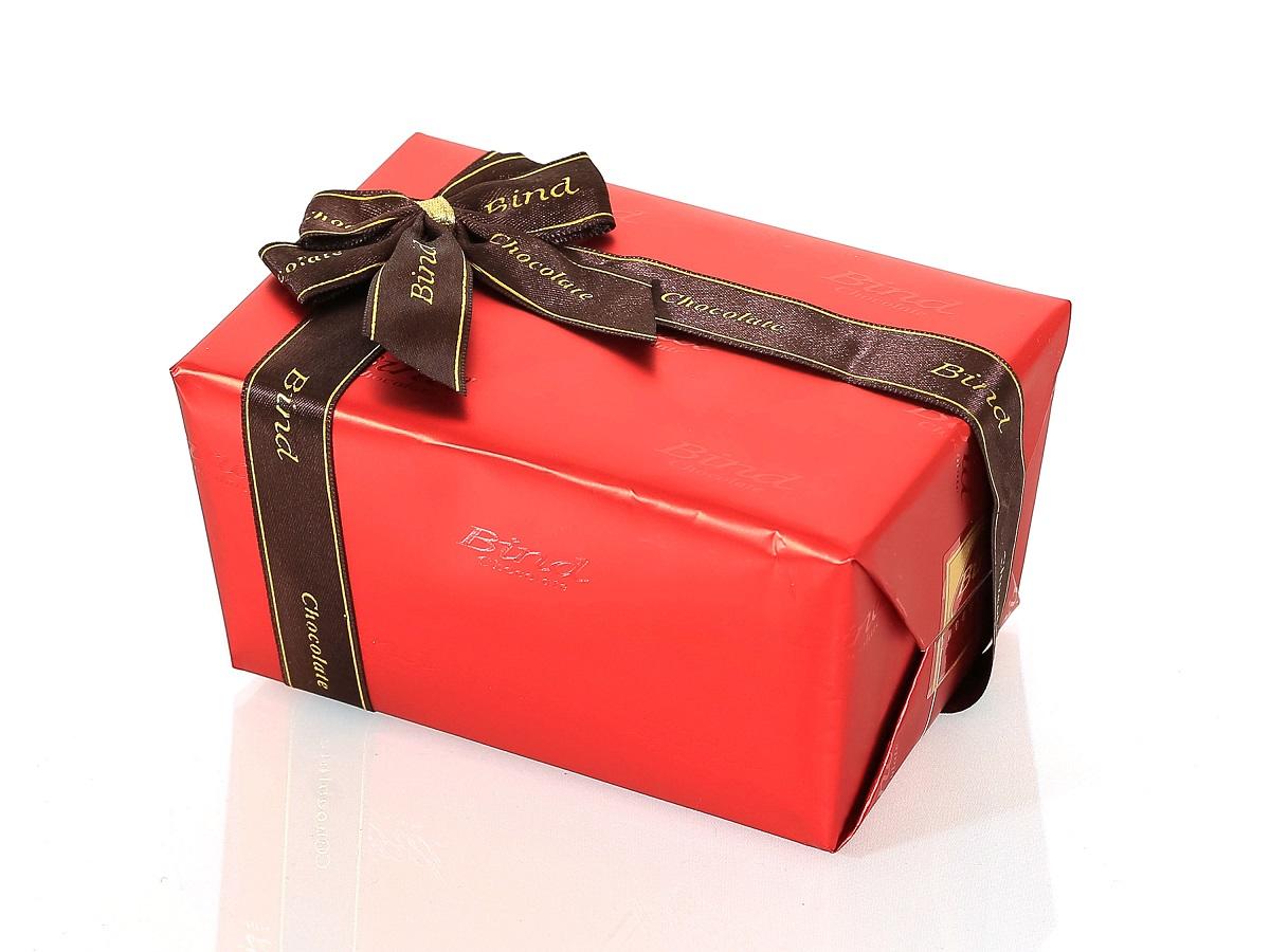 Шоколадный набор «Красный презент»