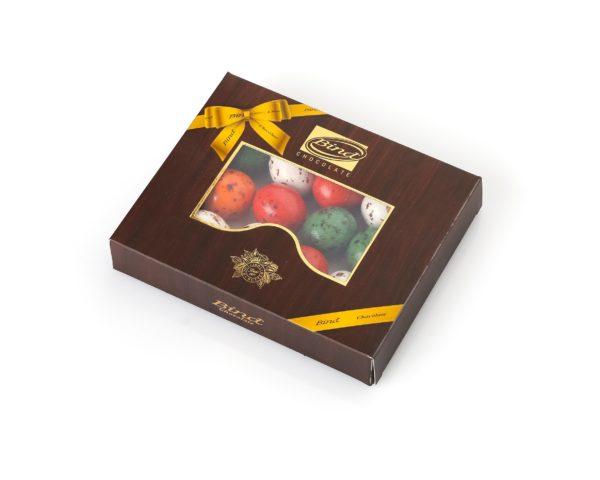 Шоколадное драже «Перепелиные яйца»