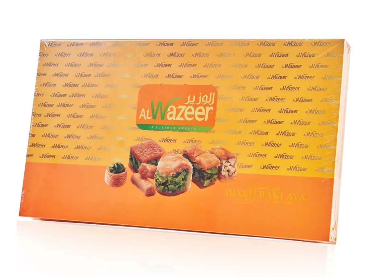 Арабская пахлава Al-Wazeer - фото 2