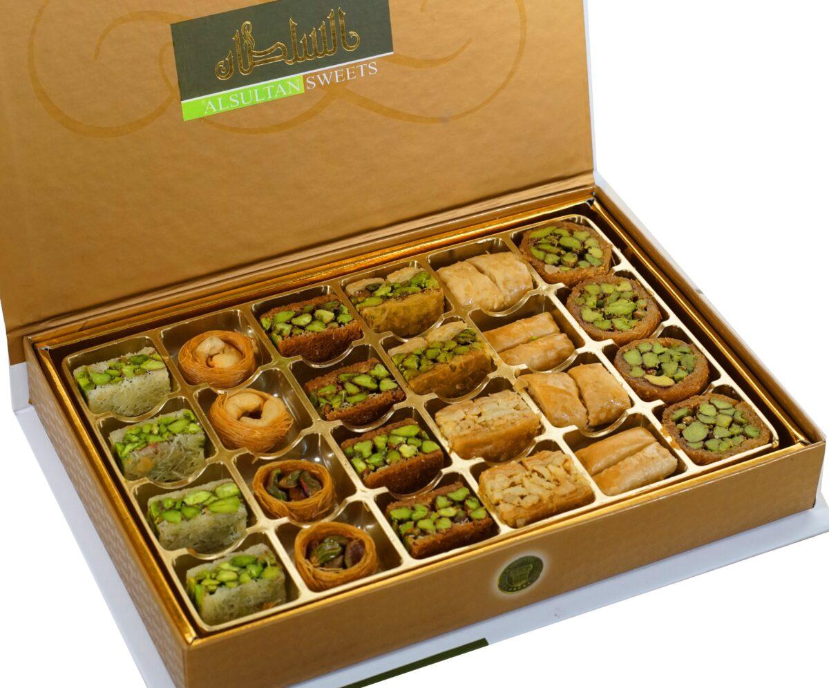Арабская пахлава Al-Sultan Premium 350 г