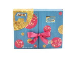 Подарочный набор шоколада Treasure в эксклюзивной упаковке - фото 1