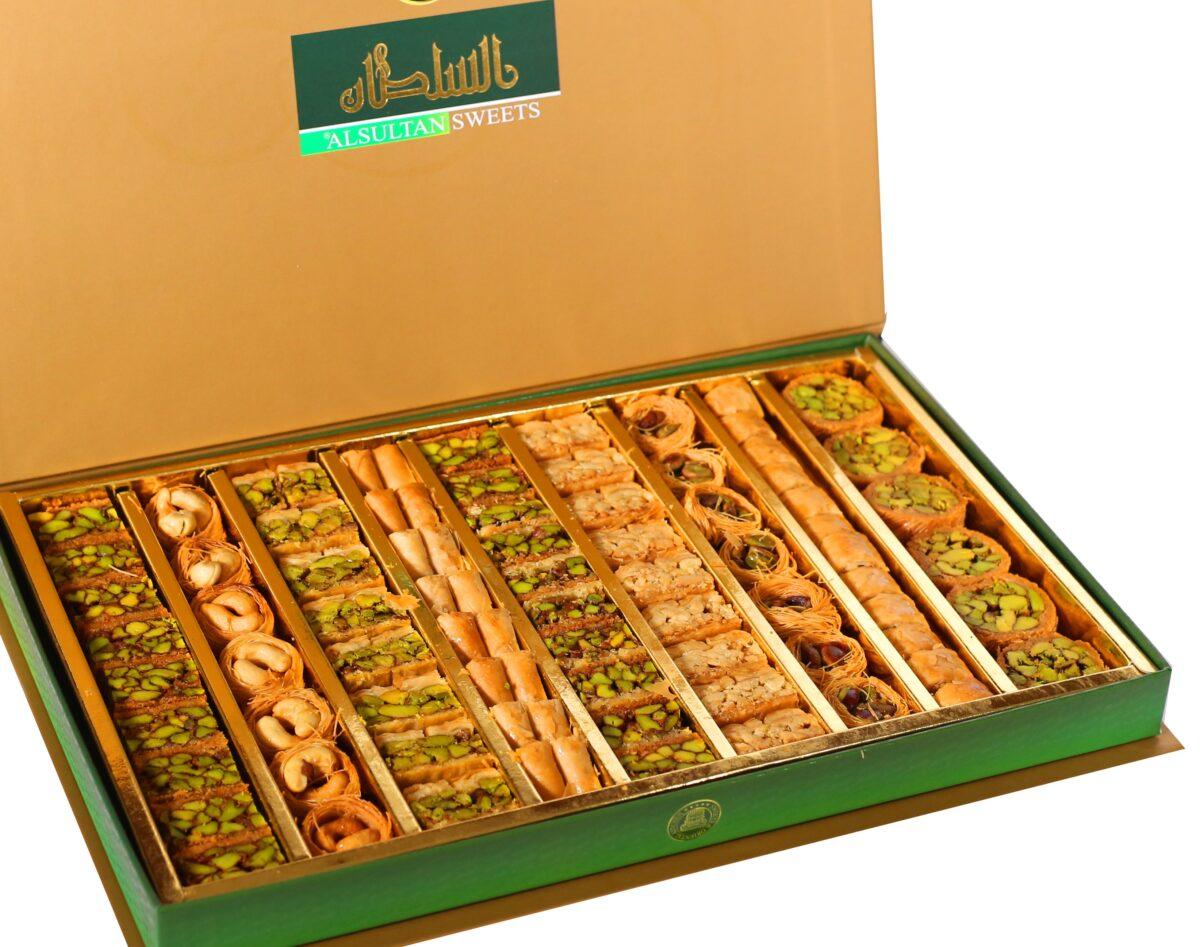 Арабская пахлава Al-Sultan Premium 750 г