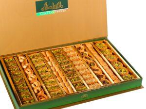 Арабская пахлава Al-Sultan Premium