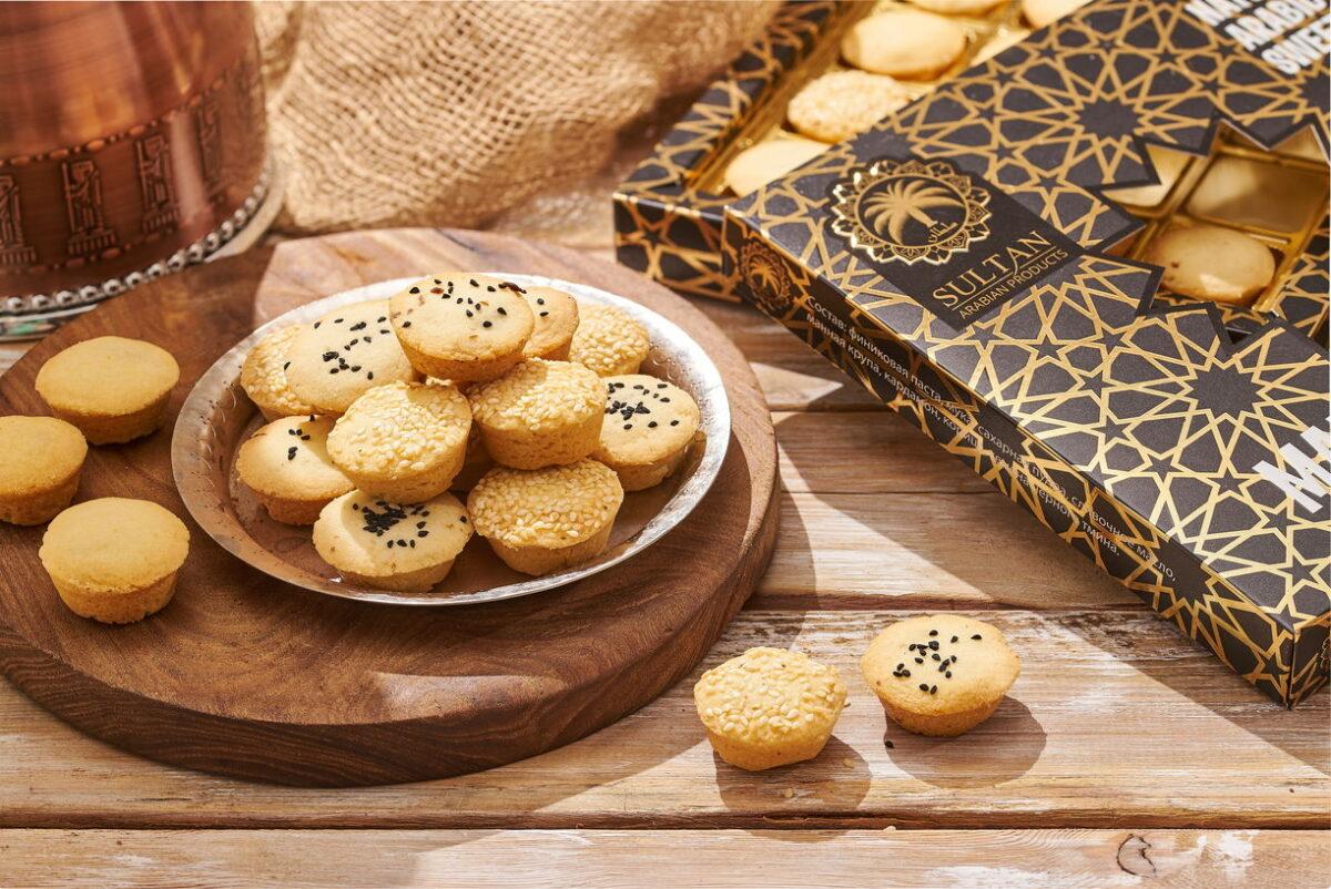 Печенье «Mamool Premium» с кунжутом - фото 5