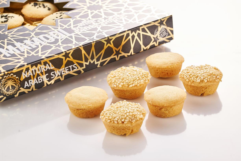 Печенье Mamool premium с кунжутом Sultan