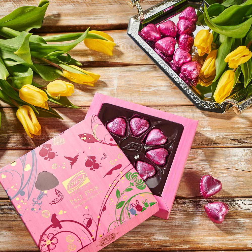 Подарочный набор шоколада «Весеннее настроение» - фото 3