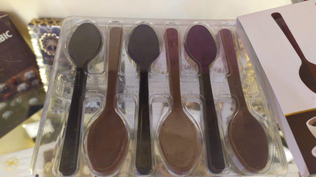 Шоколадные ложечки Молочные - фото 3