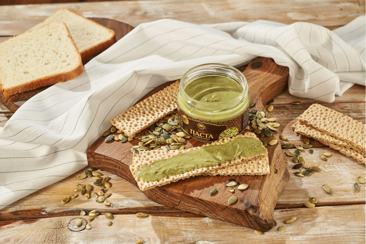 Паста из семян тыквы - фото 2