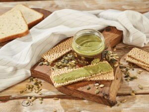 Паста из семян тыквы - фото 1