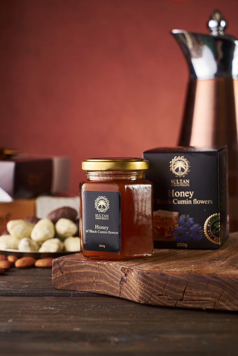 Эксклюзивный мед цветов черного тмина - фото 3