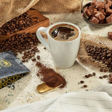 Зерновой кофе арабика Sultan