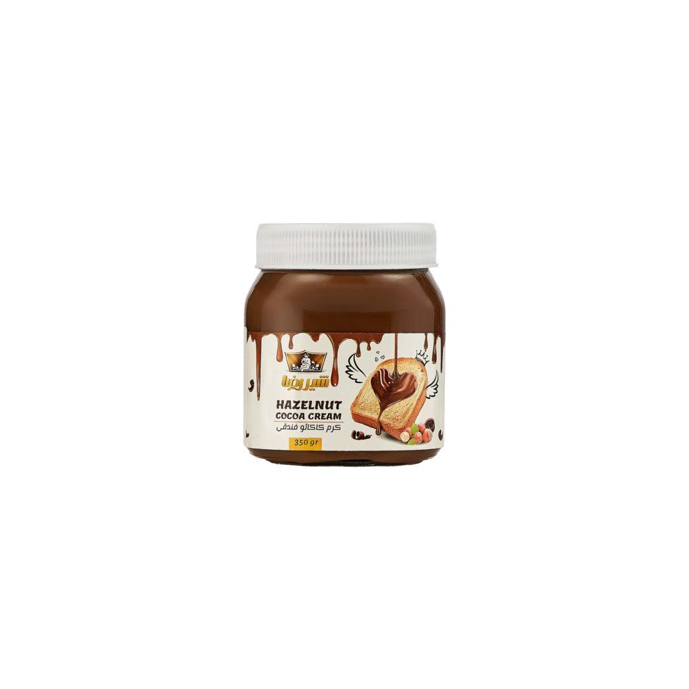Шоколадная паста крем с фундуком - фото 2