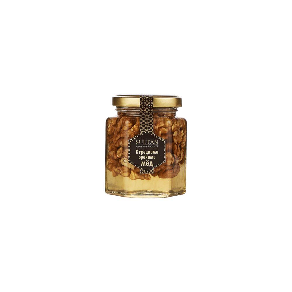 Грецкий орех в меду - фото 2
