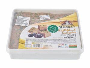 Тахинная халва SHIRREZA с финиковым сиропом