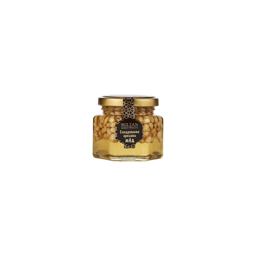 Кедровые орехи в меду - фото 2