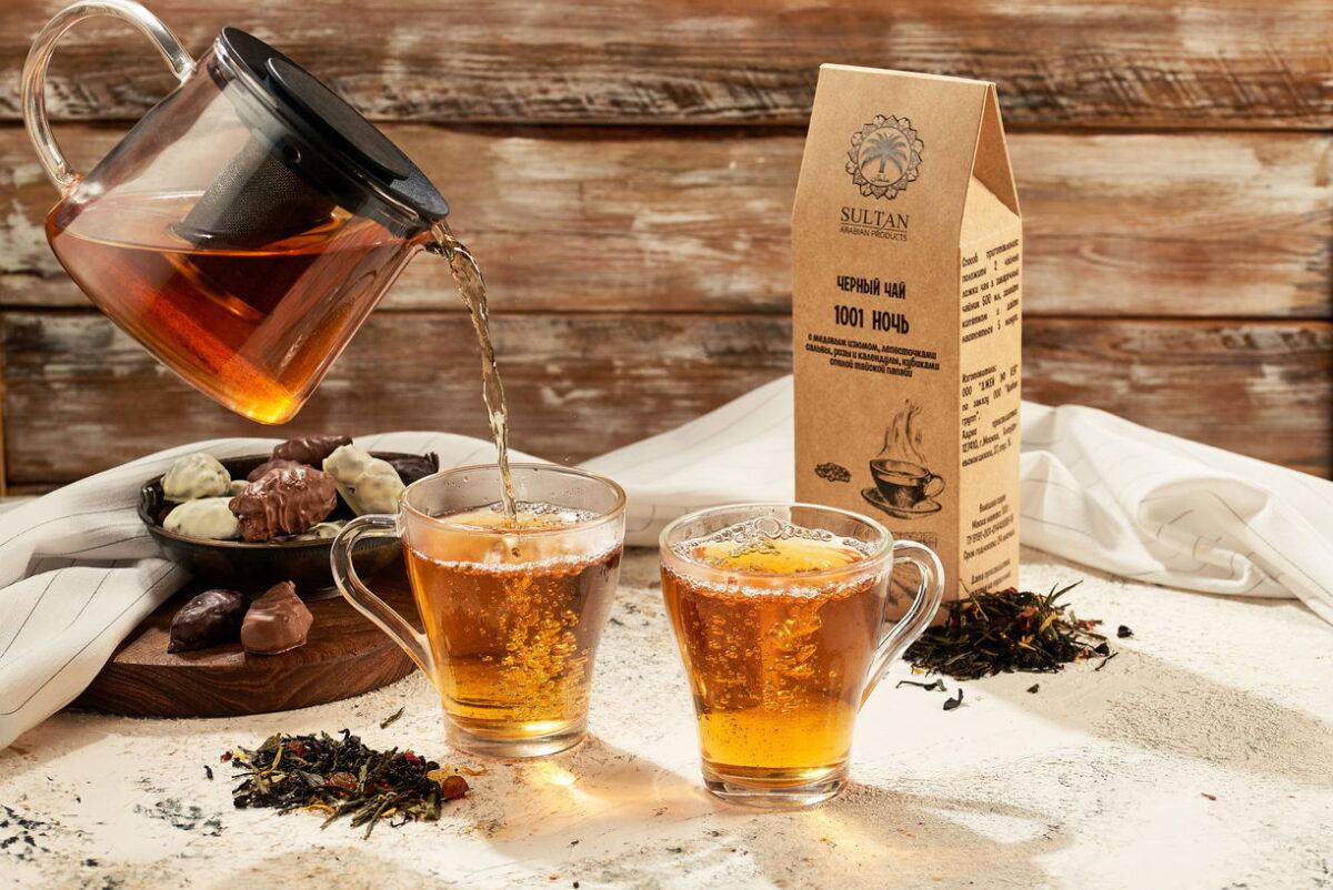Чай «1001 Ночь» - фото 2