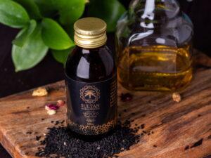 Масло черного тмина Sultan