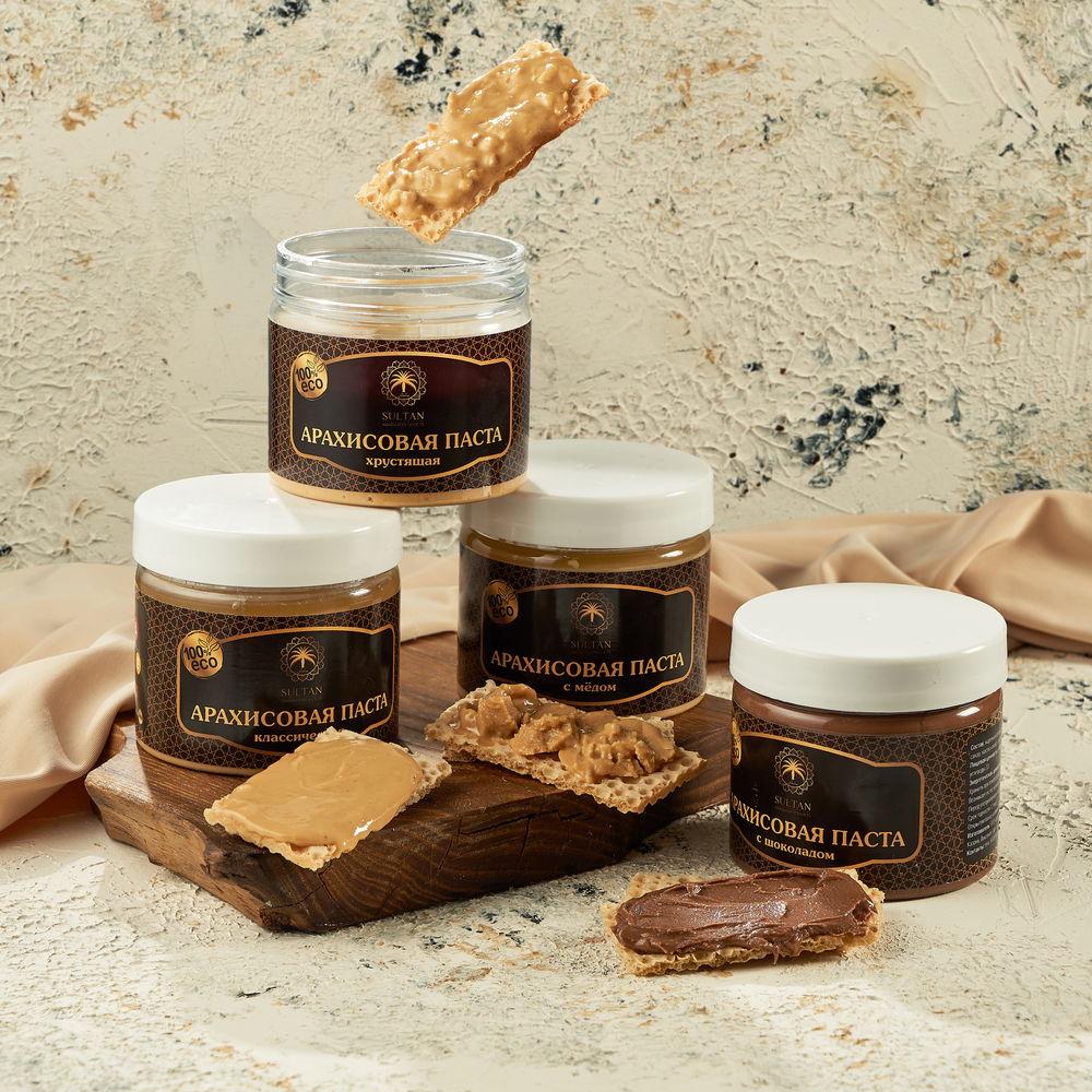 Паста арахисовая с шоколадом - фото 5