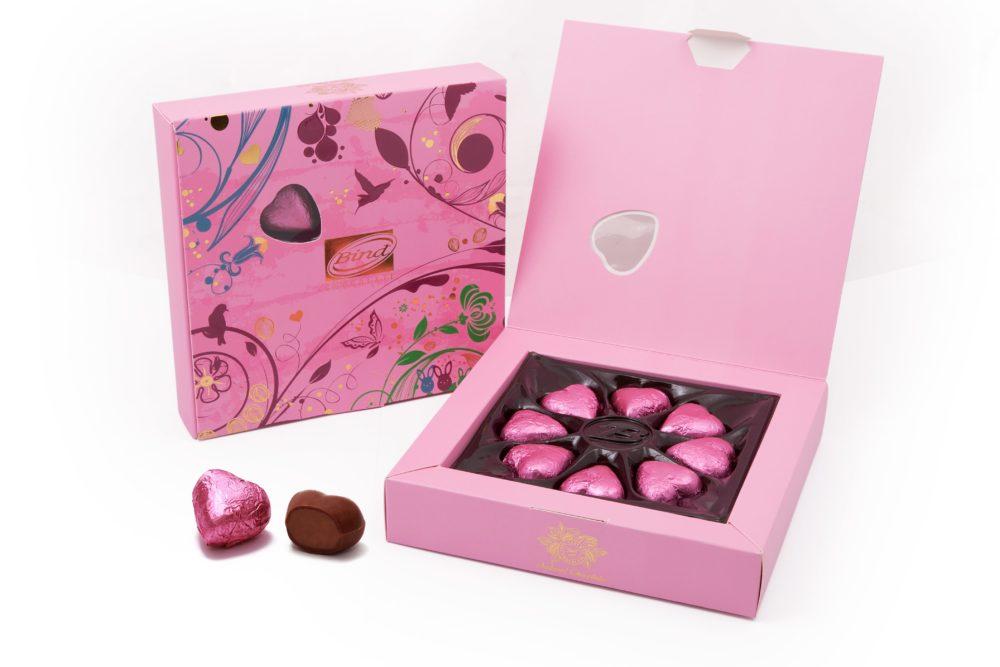 Подарочный набор шоколада «Весеннее настроение»