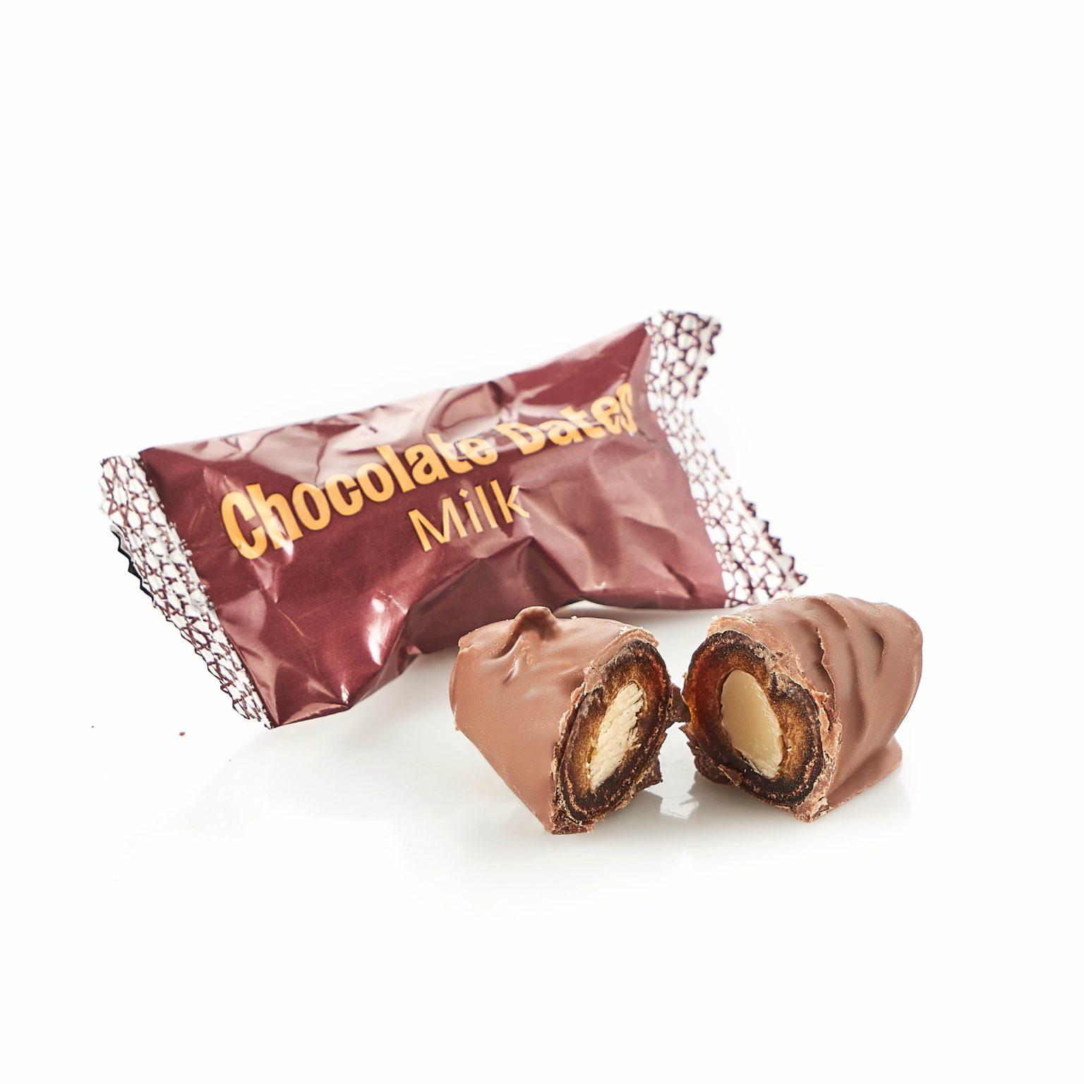 Финики в молочном шоколаде - фото 2