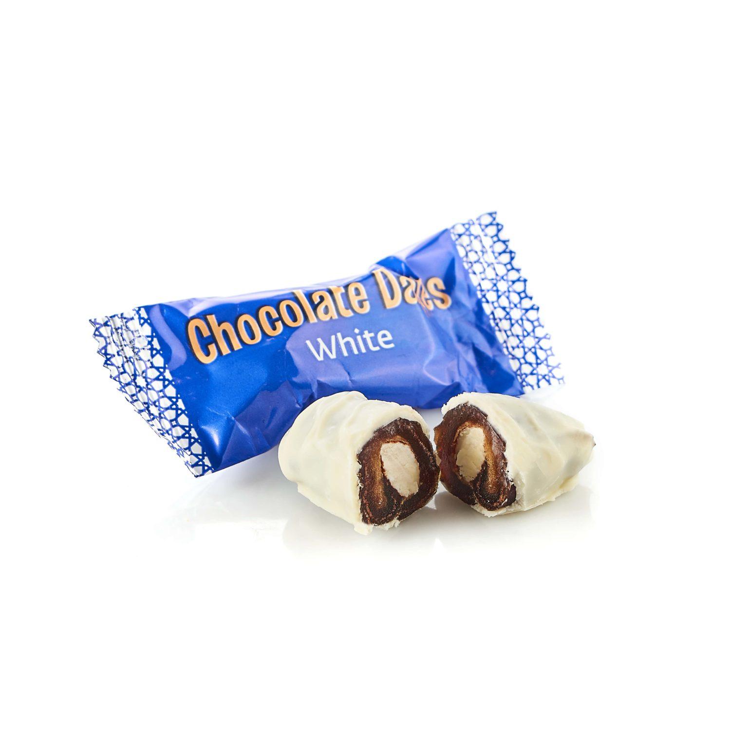 Финики в белом шоколаде - фото 4