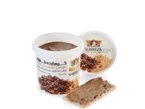 Кунжутная паста-крем с кофе