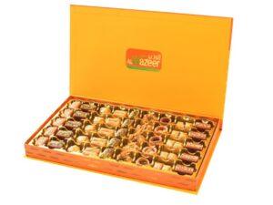 Арабская пахлава Микс Wazeer подарочная коробка