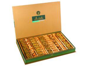 Арабская пахлава Микс Sultan Premium