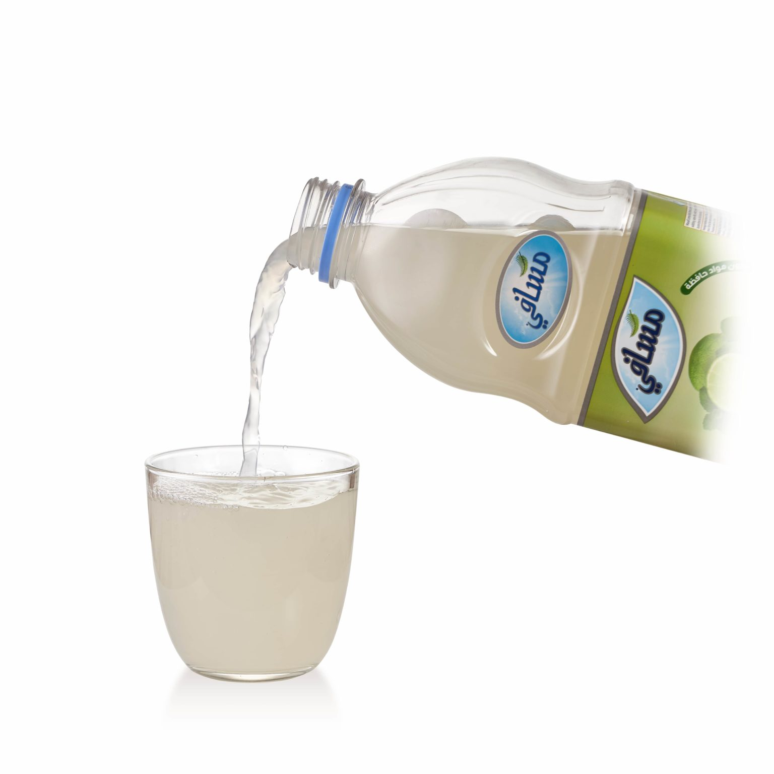 Напиток Masafi «Лайм и Восточная мята»