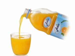 "Напиток Masafi ""Бодрящий Апельсин"""