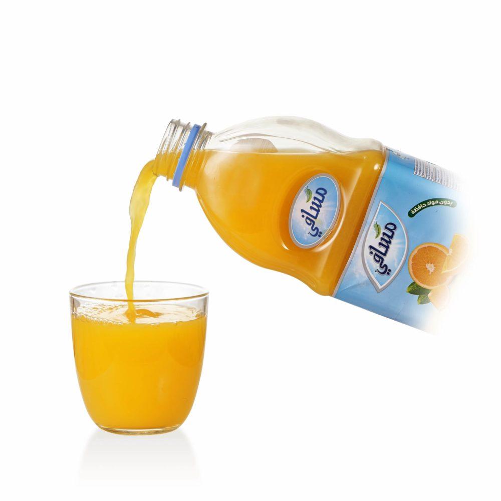 Напиток Masafi «Бодрящий Апельсин»