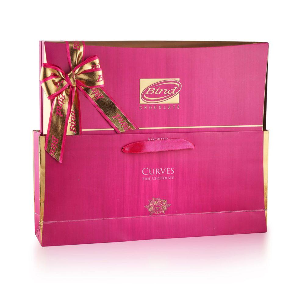 Эксклюзивный подарочный набор конфет Pink - фото 2