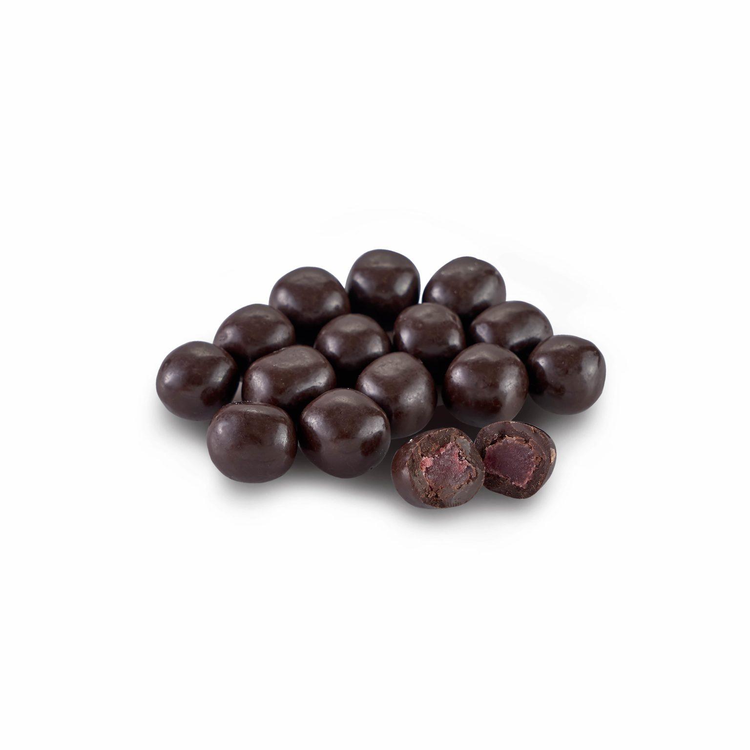 Шоколадное драже «Малина» - фото 2