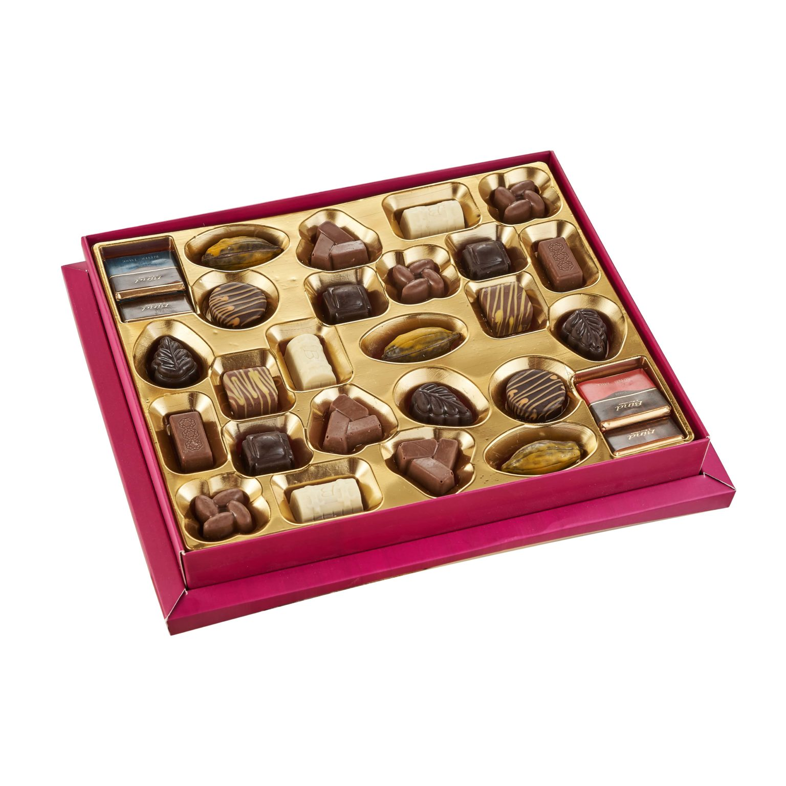 Эксклюзивный подарочный набор конфет Pink
