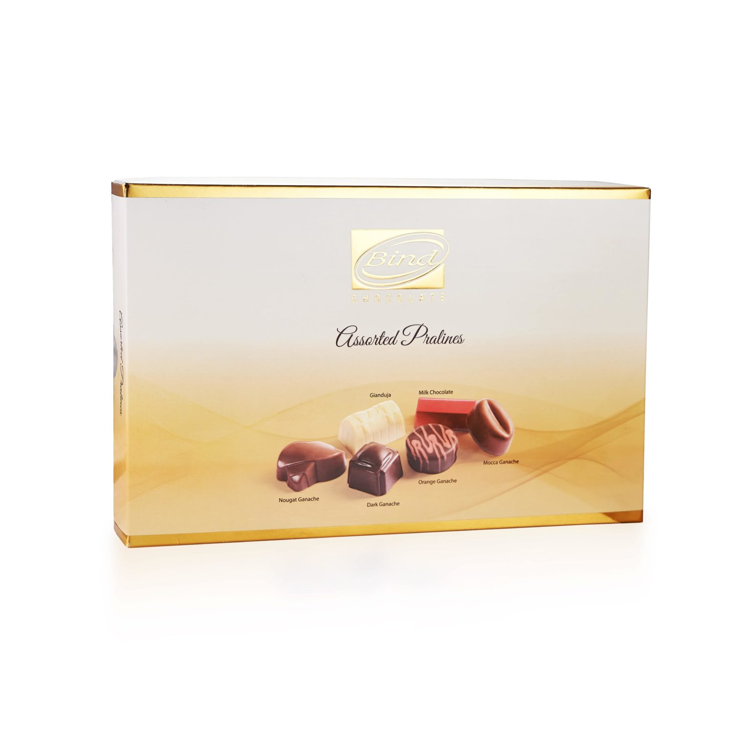 Набор шоколадных конфет Золотая Вуаль - фото 2