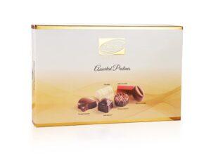 Набор шоколадных конфет Золотая Вуаль - фото 1
